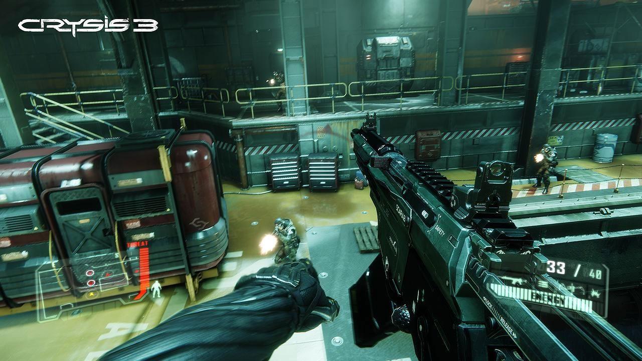 لذت دانلود بازی Crysis 3 برای PC